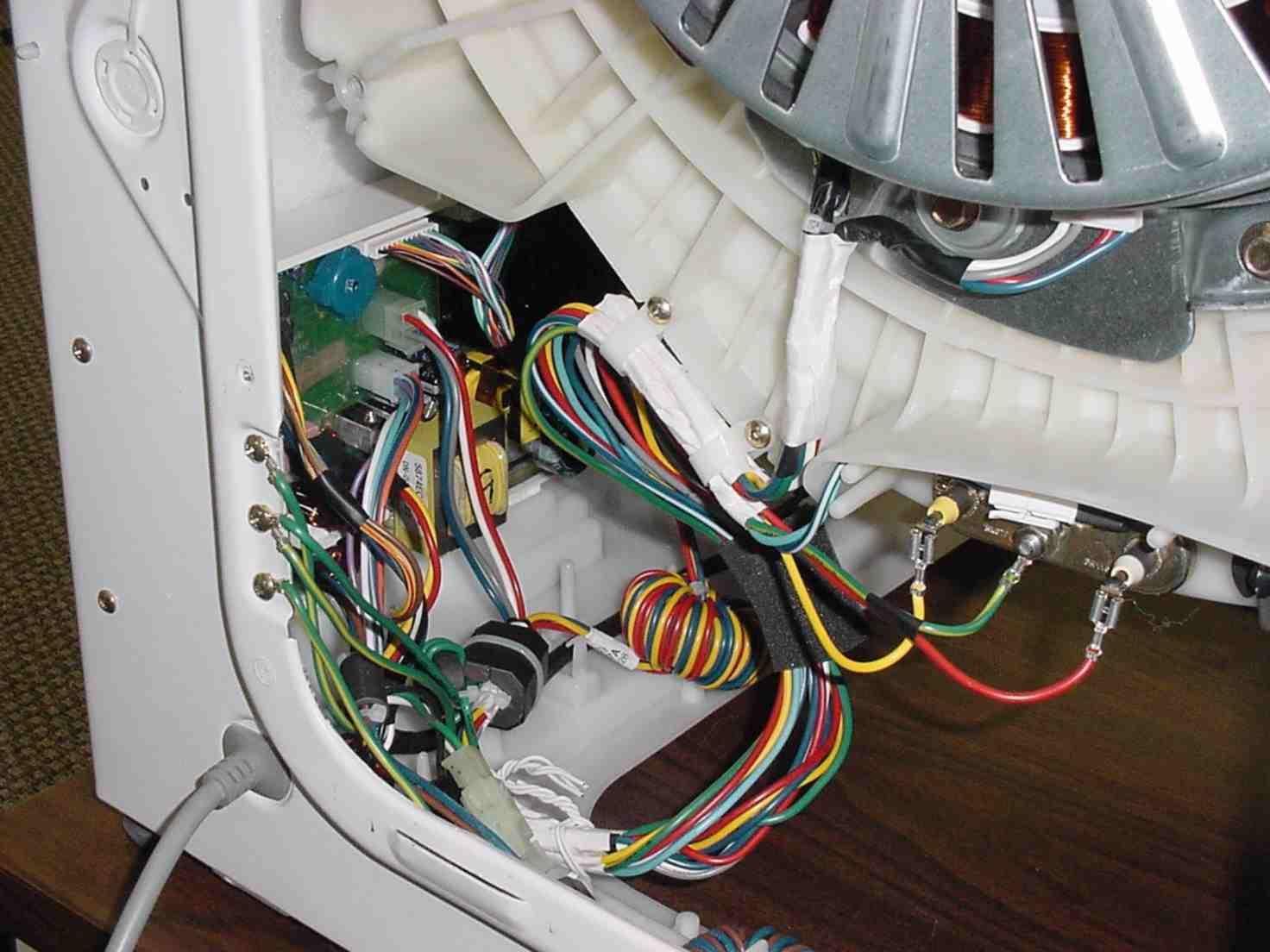 жгут проводов стиральной машинки